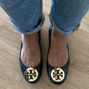 Tory Burch Minnie Flat